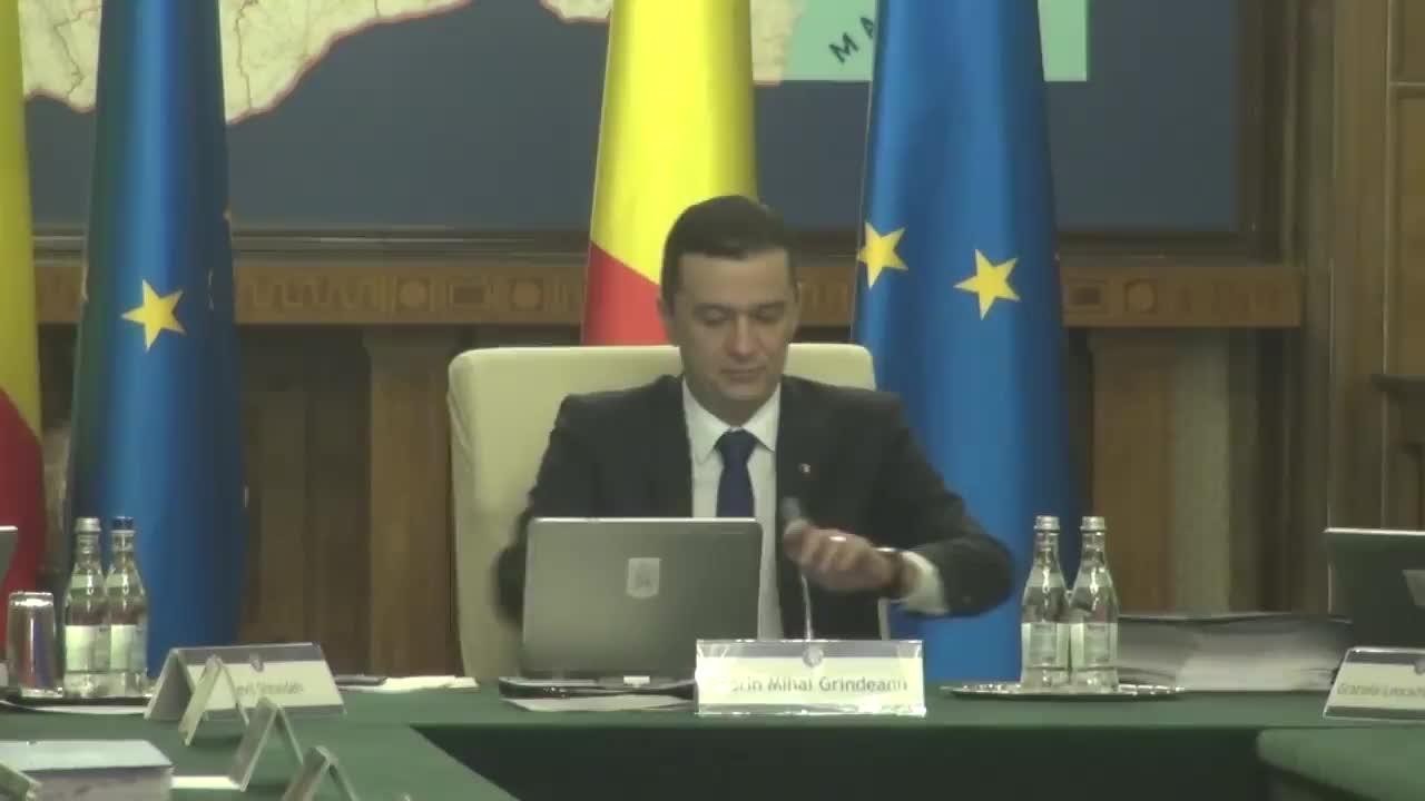 Ședința Guvernului României din 9 iunie 2017