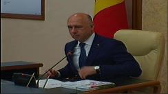 Ședința Guvernului Republicii Moldova din 12 iunie 2017