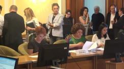 Ședința comună a Comisiei pentru muncă și protecție socială cu Comisia pentru buget, finanțe și bănci din cadrul Camerei Deputaților României