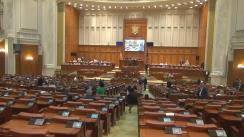 Ședința în plen a Camerei Deputaților României din 13 iunie 2017