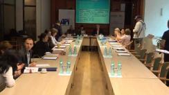 Prezentarea rezultatelor primului raport de monitorizare privind realizarea angajamentelor în domeniul mass-media, asumate de autoritățile Republicii Moldova în Planul de acțiuni pentru implementarea Acordului de Asociere RM-UE și în Programul de activitate a Guvernului