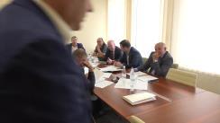 Ședința Comisiei agricultură și industrie alimentară din 14 iunie 2017