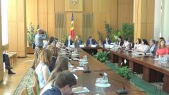 Conferința de lansare a Comitetului Național de Facilitare a Comerțului