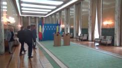 Declarații de presă susținute de Premierul României, Sorin Grindeanu, și Premierul Marelui Ducat de Luxemburg, Xavier Bettel