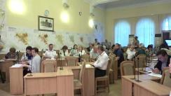 Ședința săptămânală a serviciilor primăriei Chișinău din 19 iunie 2017
