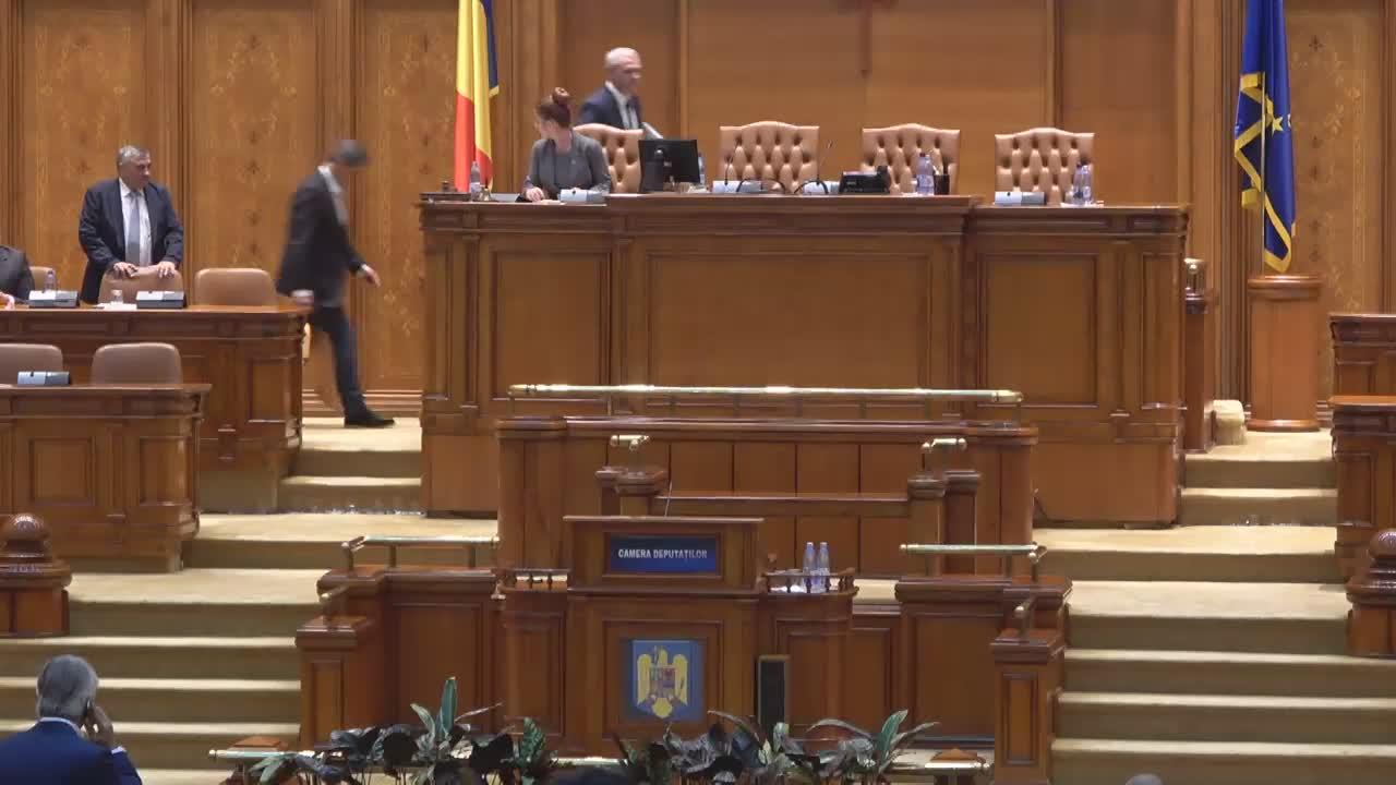 Ședința comună a Senatului și Camerei Deputaților României din 18 iunie 2017