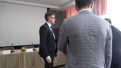 Semnarea acordului cadru dintre Republica Moldova și Corporația Financiară Nordică de Mediu