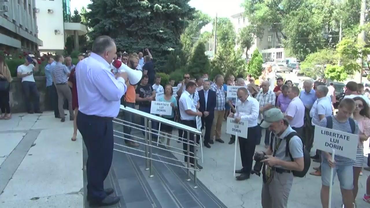 Ședința de judecată a primarului municipiului Chișinău, Dorin Chirtoacă, din 22 iunie 2017