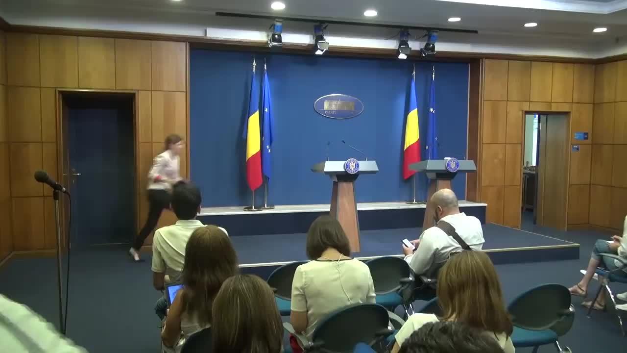 Declarație de presă susținută de Purtătorul de cuvânt al Guvernului, Alina Petrescu