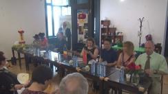 """Lansarea cărții """"In highschool in China"""", de Andreea Coscai"""