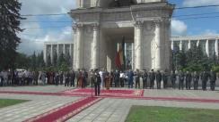 Ceremonia de absolvire a Academiei Militare