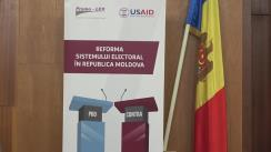 Dezbateri la Anenii Noi PRO sau CONTRA modificării sistemului electoral: Cetățenii întreabă – politicienii răspund