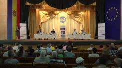 Dezbateri la Ungheni PRO sau CONTRA modificării sistemului electoral: Cetățenii întreabă – politicienii răspund