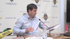 Declarațiile lui Mihai Moldovanu după Ședința Primăriei din 26 iunie 2017
