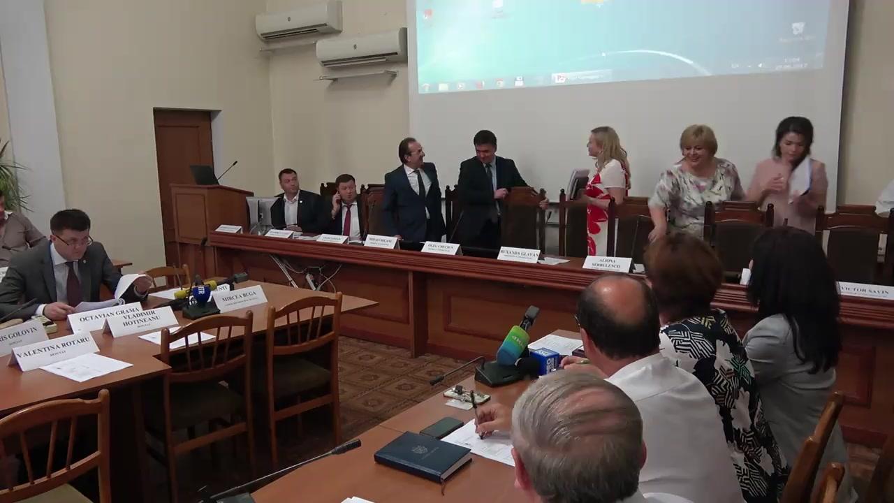 """Prezentarea proiectului """"Reforma spitalelor din Republica Moldova"""" de către Ministerul Sănătății al Republicii Moldova"""