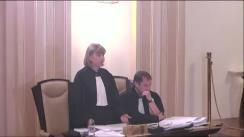 Sedința Curții Constituționale a României din data de 27 iunie 2017