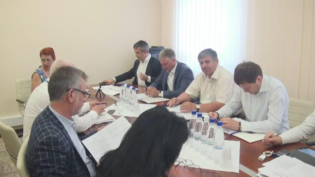 Ședința Comisiei juridice, numiri și imunități din 27 iunie 2017
