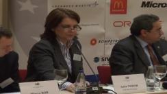 """""""Noul Cod Civil - Implicații Practice asupra Mediului de Afaceri"""". Discursul lui Nicolae Turcu"""