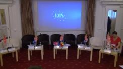 """Conferința organizată de IDIS """"Viitorul"""" cu tema """"Combaterea corupției în Moldova: Ce poate face businessul?"""""""