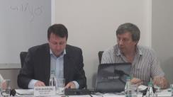 """Conferința organizată de IDIS """"Viitorul"""" cu tema """"Starea Democrației Locale în Republica Moldova"""""""