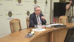 Ședința săptămânală a serviciilor primăriei Chișinău din 3 iulie 2017