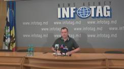 """Conferință de presă susținută de Președintele Partidului """"Casa Noastră - Moldova"""", Grigorii Petrenco, cu tema """"Sentința de condamnare în cazul """"grupului Petrenco"""" - indicator al degradării regimului Plahotniuc. Ce urmează?"""""""