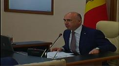 Ședința Guvernului Republicii Moldova din 4 iulie 2017