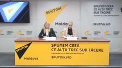 """Conferință de presă cu tema """"Liderul Partidului Șor, Primarul de Orhei, Ilan Șor, invitat la Parlamentul European"""""""