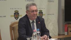 Declarațiile lui Nistor Grozavu după Ședința Primăriei din 3 iulie 2017