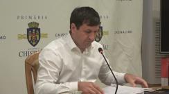 Declarațiile lui Mihai Moldovanu după Ședința Primăriei din 3 iulie 2017