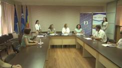"""Semnarea Acordului de colaborare dintre Ministerul Muncii, Protecției Sociale și Familiei cu asociațiile """"Demos"""" și """"Amici dei Bambini Moldova"""""""