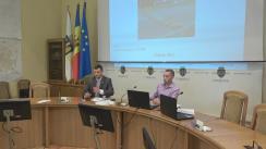 Dezbateri privind dezvoltarea infrastructurii rutiere în mun. Chișinău și analiza problemei instalării denivelărilor artificiale