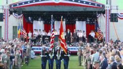 Recepția oferită de Ambasada SUA cu ocazia celei de-a 241-a aniversări a Zilei Independenței