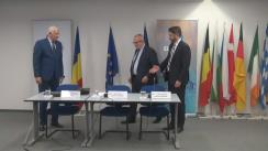 Conferință de presă organizată cu ocazia lansării președinției estone a Consiliului UE