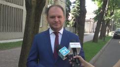 Declarația consilierului prezidențial, Ion Ceban, ca reacție la conferința-protest organizată de Partidul Mișcarea Populară Antimafie
