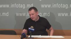 """Conferință de presă susținută de Președintele Partidului """"CASA NOASTRĂ - MOLDOVA"""", Grigorii Petrenco, cu tema """"FlyOne duce spre catastrofă! Cine va fi responsabil? Plahotniuc sau Cebotari?"""""""