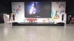 Evenimentul de premiere a învingătorilor ediției a 25-a a Olimpiadei Balcanice de Informatică