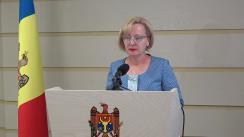 Declarația fracțiunii PCRM in timpul ședinței Parlamentului Republicii Moldova din 7 iulie 2017