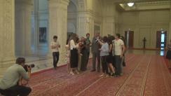Declarații de presă după sedința coaliției de guvernare PSD-ALDE