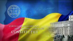 Sedința Curții Constituționale a României din data de 13 iulie 2017