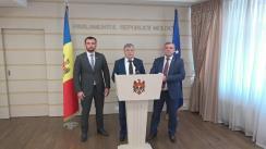Declarația unor deputați din UTA Găgăuzia după ședința Parlamentului Republicii Moldova din 13 iulie 2017