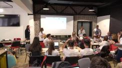"""Prezentarea proiectelor și premierea câștigătorilor din cadrul hackathonului de media """"Puterea a cincea"""""""