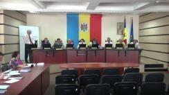 Ședința Comisiei Electorale Centrale din 18 iulie 2017