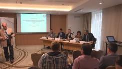 """Conferință de presă cu tema """"Performanța, transparența și noi instrumente"""", eveniment organizat de Bursa Română de Mărfuri"""