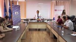 Semnarea Memorandumului de înțelegere privind implementarea programului de transformare a sistemului rezidențial de îngrijire a persoanelor cu dizabilități mintale din Republica Moldova