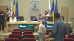 Ședința Consiliului General al Municipiului București din 19 iulie 2017