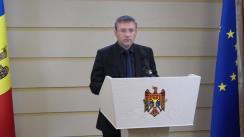 Declarațiile lui Roman Boțan în timpul ședinței Parlamentului Republicii Moldova din 20 iulie 2017