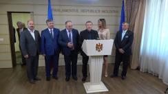 Declarația fracțiunii PL în timpul ședinței Parlamentului Republicii Moldova din 20 iulie 2017