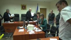 Ședința de judecată a primarului municipiului Chișinău, Dorin Chirtoacă, la Curtea de Apel Chișinău