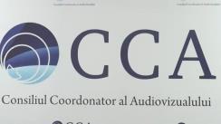Ședința Consiliului Coordonator al Audiovizualului din 21 iulie 2017